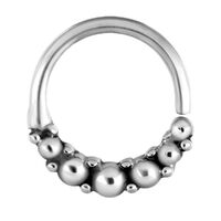 Annealed Decorative Steel Ring image