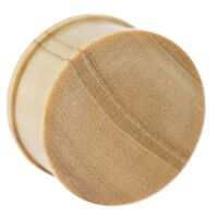 Crocodile Concave Wood Plug image