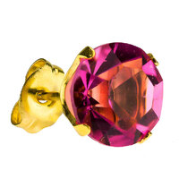 Gold Plate Tiffany : Rose Zircon image