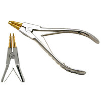 Brass Tipped Ring Opening Pliers image