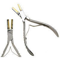 Brass Tipped Flat Nose Pliers image