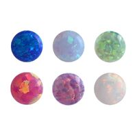Synthetic Opal Threaded Ball image