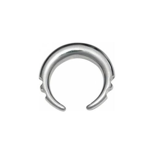 Steel Basicline® Tribal Stretching Crescent