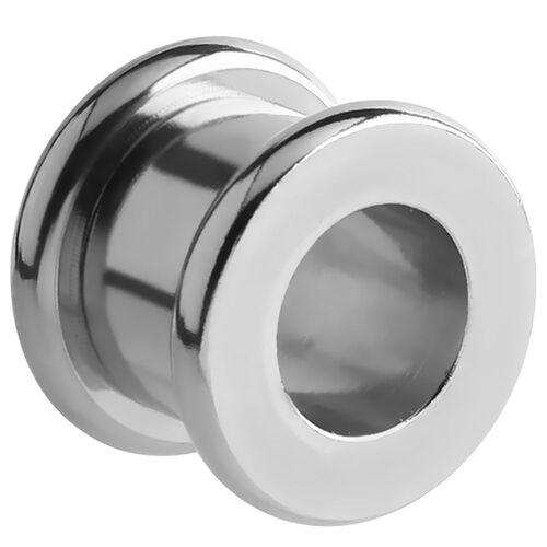 Steel Highline® Internally Threaded Flesh Tunnel : 3mm