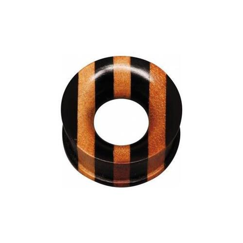 Hybrid Wood Striped Tunnel : 8mm